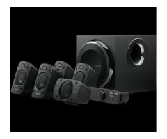 5.1-Surround-Sound-Lautsprechersystem