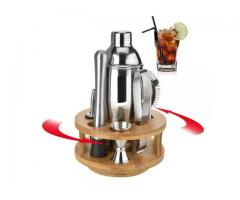 Edelstahl Cocktailshaker Cocktail Shaker Set