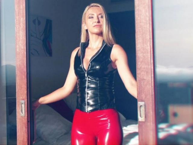 Shiny Leggings Worship