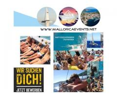 Studentenjob auf Mallorca Party-Promoter